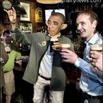 Drunk Obama