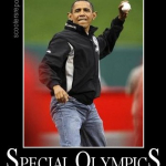 Obama Special Olympics