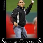 Obama Special Olympics