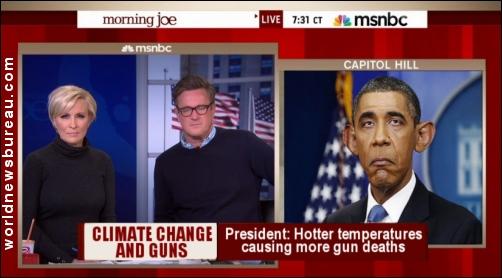 Obama on Morning Joe