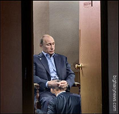 Putin and Obama (2)