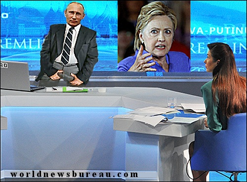 Putin Disses Hillary