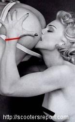 Madonna Ass Lick 118